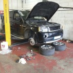 New front & rear brakes fitted