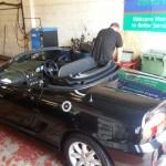 Rover MGTF key reprogramming
