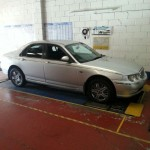 Small welding repair carried out, full service & MOT